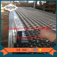 Best heavy duty steel floor grating / metal catwalk decking grating wholesale