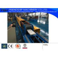 Automatic PU Sandwich Rolling Shutter Roll Forming Machine 0.5-0.8mm Thickness