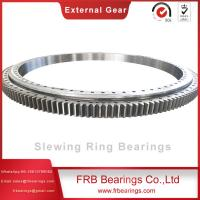 China 81-50 410/2-06965 double-row ball slewing bearing imo bearing heavy rollix slewing ring for tacker reclaimer machine on sale