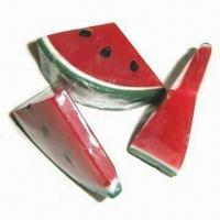 Best Watermelon-shaped Soap, Perfumed with Fresh Fruit Essence, Weighs 100g wholesale
