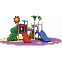 China Outdoor Garden Plastic Playground Equipments for Kids A-01802 on sale