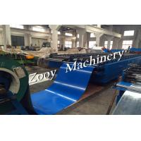 Best Building Roof Metal Deck Roll Forming Machine Automatic Construction wholesale