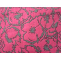 China Silk Cotton Voile on sale
