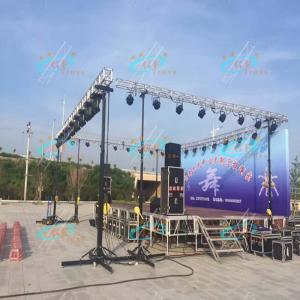 Best OEM 0.5m Length Aluminum Concert Lighting Truss wholesale
