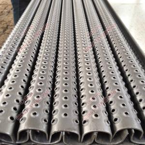traction tread ladder rung /Stainless Steel Ladder rung/Aluminum Ladder Rung