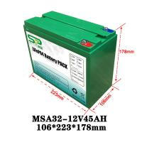 Best Lithium Ion Battery For Solar Street Light , Lithium Polymer Battery Pack 12 Volt wholesale