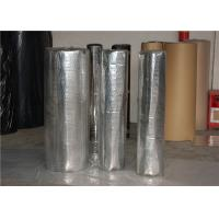 Best In Roll Soundproof Acoustic Insulation Foam With Aluminum Foil Black EPDM wholesale