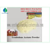 Best Yellow Tren Acetate Powder Fitness Steroids Hormones Pharma Raw Materials wholesale