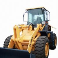Best Wheel Loader, 3t Payload, Equipped with Cummins 6BT5.9-C Engine, 3Fand 3R Power Shift Transmission wholesale