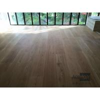 Cheap Bespoke 20/6 x 300 x 2200mm AB grade wide White Oak Engineered Flooring for for sale