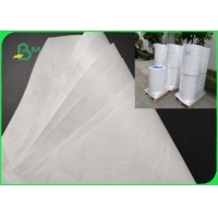 China 43gsm 1443R 1473R Dupont Tyvek Sheet For Shopping Bag Good Printing on sale