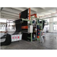 China Electric Polyester Fabric Dyeing Machine , 3 Roller Textile Calendering Machine on sale