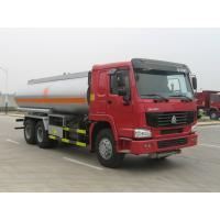 China sino truck howo oil tanker truck hot sale in south africa on sale