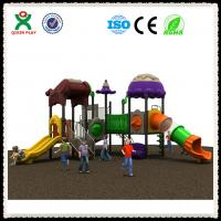 Best Home Playground Ideas Used Child Outdoor Playground Equipment For Home Use QX-012C wholesale