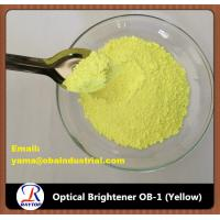 China Top 4 manufacturer and exporter of Plastic Optical Brightener OB-1 Greenish/ Yellowish