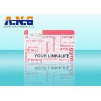 China 13.56MHZ Rfid ® plus Smart Card  uses AES-128 for authentication on sale