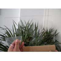China clear acrylic sheet on sale