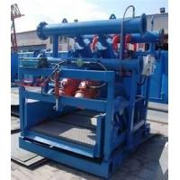 Best Low noise ZQJ series oilfield Drilling Mud Desander with large capacity wholesale