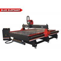 Best HIWIN / PMI linear rail from Taiwan 7.5kw HQD air cooling spindle ELE 2030 cnc router metal cutting machine wholesale