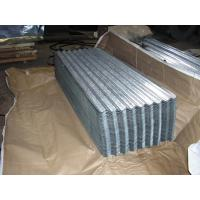 Best SGCH , SGCC, G550, JIS G3302 steel spangle Galvanized Corrugated Roofing Sheet / Sheets wholesale