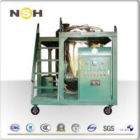 Best Low Noise Hydraulic Oil Filtration Machine For Engine Oil Treatment Industrial wholesale