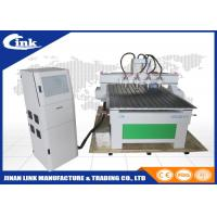 Best High Speed Woodworking CNC Router Spindle Motor With 4 Heads wholesale