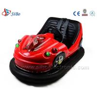 Best Amusement Park Bumper Car Rides Single Player Car Racing Machine With Electronic wholesale