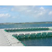 Best HDPE Modular Floating Dock System High Compression Load Free Maintenance wholesale