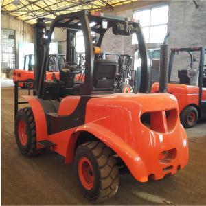 Best 1800Kg Mini All Rough Terrain Lift Truck Articulated Forklift 1 Year Warranty wholesale