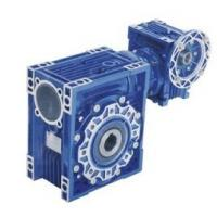 Best Double Reduction NMRV Worm Gearbox Equivalent Motovario Gear Motor For Industrial wholesale