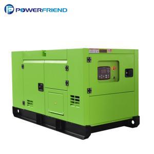 China AC Three Phase 30KW 38KVA Diesel Engine Generator Set Silent 4 Cylinder on sale