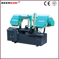 China KEENSAW G4232 12 Inch Horizontal Semi-Automatic Metal Cutting Band Sawing Machine on sale