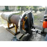 Best Light Weight Cold Pipe Cutting And Beveling Machine With Various Shapes wholesale