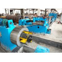 Cheap High-efficiency Steel Coil Cut To Length Line For Straightening Steel for sale