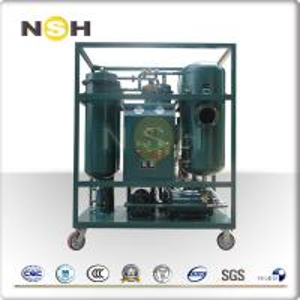 Best Small Size Vaccum Turbine Oil Purifier / Oil Filter Machine 1 Year Warranty wholesale