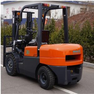 Best FD30 Diesel Forklift Truck 3000kg Capacity Customized Color 1 Year Warranty wholesale