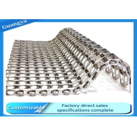 China High-quality Manufacturer Eye Link Mesh Conveyor Belt stainless steel 304 316  Conveyor Belt with Chain on sale
