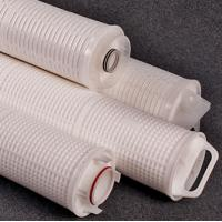 Best FLHF65 Series Water Filter Cartridges For Industrial Water Treatment High Flow Rate wholesale