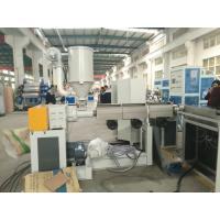 China Reliable High Speed Pvc Pipe Making Machine For Soft Garden Hose Production on sale