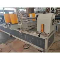 Cheap 8MM Corrugated CNC Type Spiral Paper Tube Machine Full Automatic for sale
