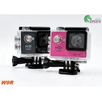 2.4G Remote Control Waterproof 4k Video Camera W9R Smartview With 170° Lens