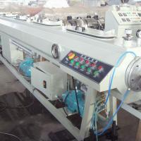 Best Convenient Plastic Pipe Extrusion Line High Capacity Easy Operate wholesale