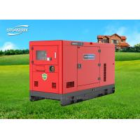 China Big Deutz Diesel Engine Generator Set Four Stroke Fuel Double Tank on sale