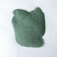 China green silicon carbide use for grinding machine parts and ceramic plates on sale