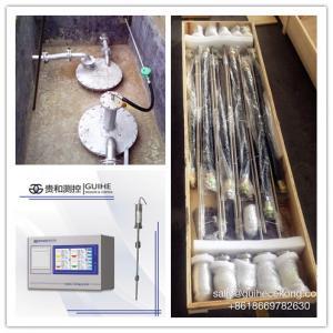 Best GUIHE Petrol station measuring instruments Digital intelligent magnetostrictive diesel fuel tank level gauge wholesale