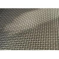 China Industrial Stainless Steel Crimped Wire Mesh / 304 Stainless Steel Wire Cloth on sale