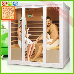 China New Infrared Sauna Home Sauna Room on sale