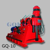 China Engineering drilling rigs GQ-20 soil testing drilling rig on sale
