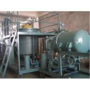 Best Black Engine Oil Regeneration/ Oil Decoloring/ Oil Purification System wholesale