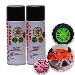 Best 400ML Acrylic Rubber Spray Paint Exterior Red Dip Wheel Paint wholesale
